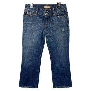 ABERCROMBIE & FITCH Low Rise Boot Cut Jeans